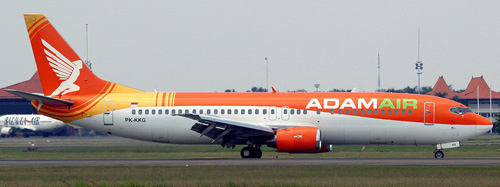 Adam Air Low-cost Airline