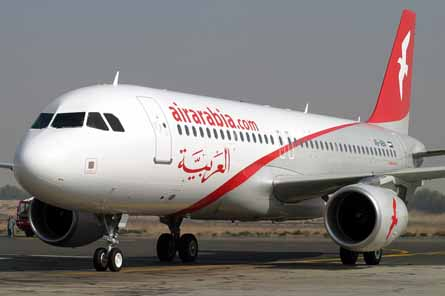 Air Arabia Low-cost Airline