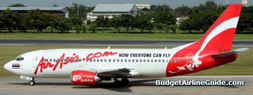 AirAsia Low-cost Airline