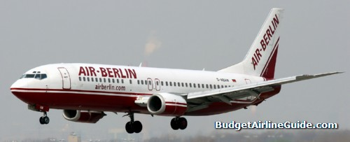 airberlin Low-cost Airline