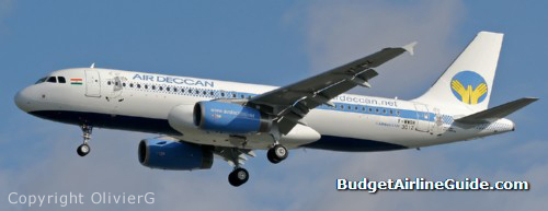 Air Deccan Low-cost Airline