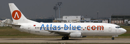 Atlas Blue Airline Morocco