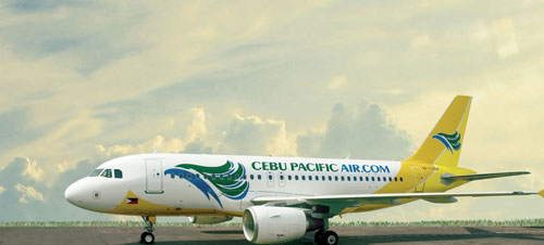 Cebu Pacific Low-cost Airline