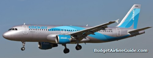 Clickair Budget Airline