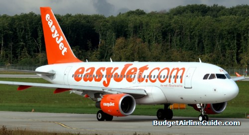 easyJet Low-cost Airline