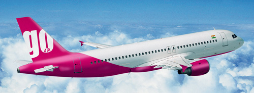 GoAir Low-cost Airline