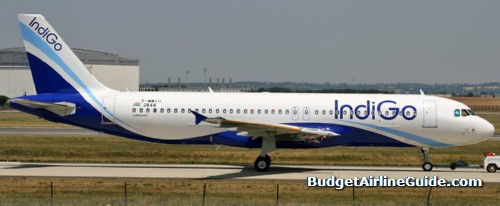 IndiGo Low-cost Airline