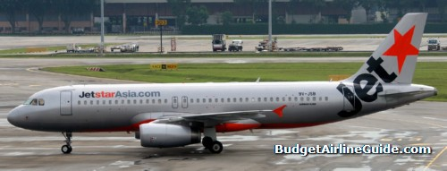 JetStar Airways Low-cost Airline