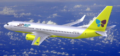 Jin Air Low-cost Airline