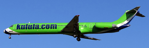 Kulula Low-cost Airline South Africa