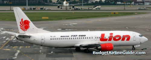 Lion Air Low-cost Airline