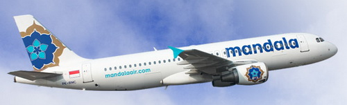 Mandala Low-cost Airline