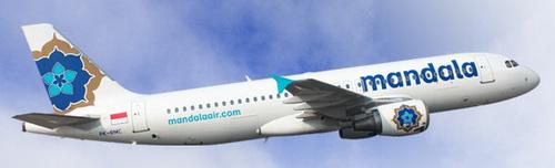 Mandala Low-cost Airline