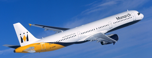 Monarch Low-cost Airline