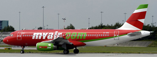 MyAir Low-cost Airline