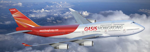 Oasis Hong Kong Low-cost Airline