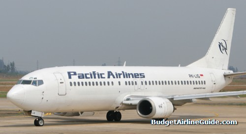 Pacific Airlines Low-cost Airline