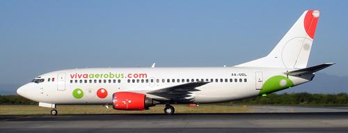 Viva Aerobus Airline Mexico