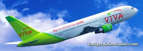 Viva Macau Low-cost Airline