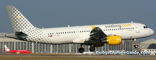 Vueling Budget Airline