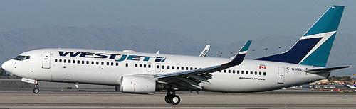 WestJet Low-cost Airline
