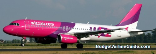 Wizz Air Low-cost Airline